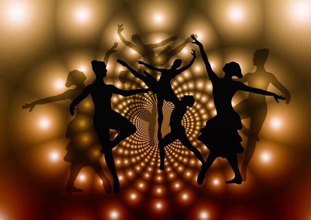 Boldogság tánc